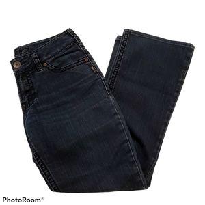 Silver Jeans Suki midrise dark wash jeans waist 29